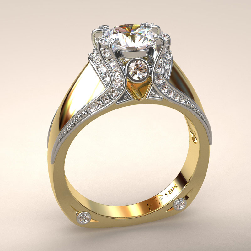 greg neeley design jewelry collection archive With wedding rings italian design